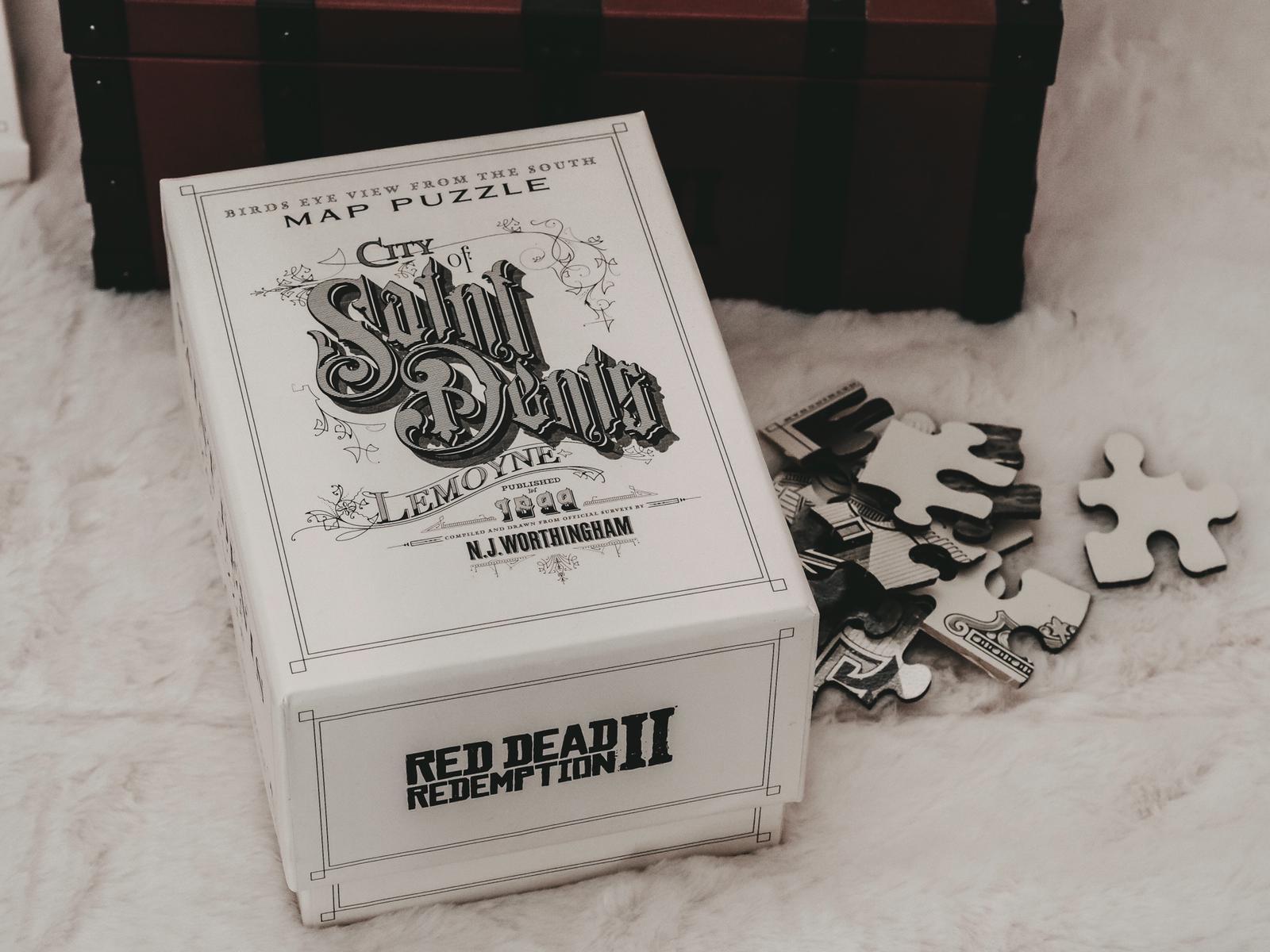 Red Dead Redemption 2 Collectors Box Unboxing heute auf dem Gaming Blog. Die tolle limitierte Collectors Edition von RDR2 ist ein Muss für jeden Gaming Fan!