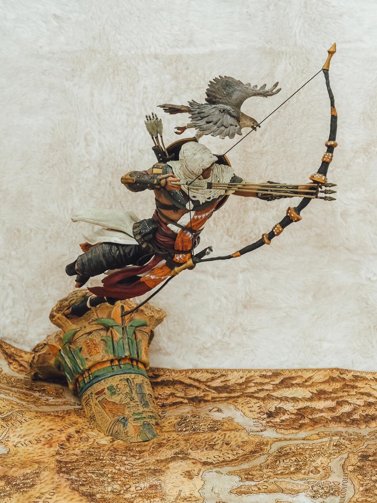 Die Assasins Creed - Dawn of the Creed Collector's Edition war exklusiv im Ubisoft Store erhältlich & erschien am 27.10.201. Mehr dazu auf dem Gamer Blog ☆