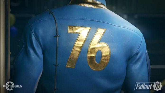 Der Vault 76 Anzug von Fallout 76