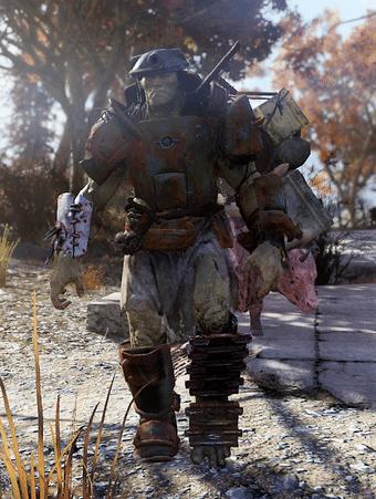 Fallout 76 Supermutant