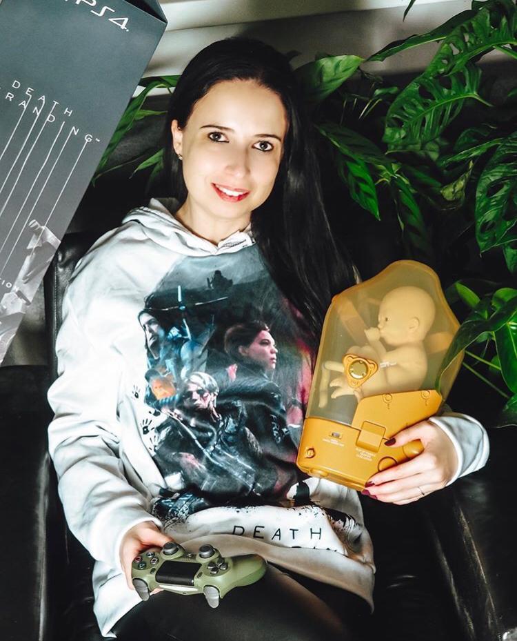 About Gamer Girlz Blog Bloggerin Isabella
