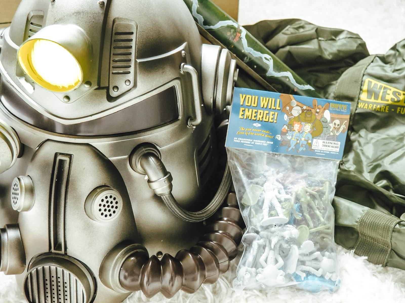 Der Inhalt der Fallout 76 Power Armor Edition erfreut jeden Endzetgames-Fan!
