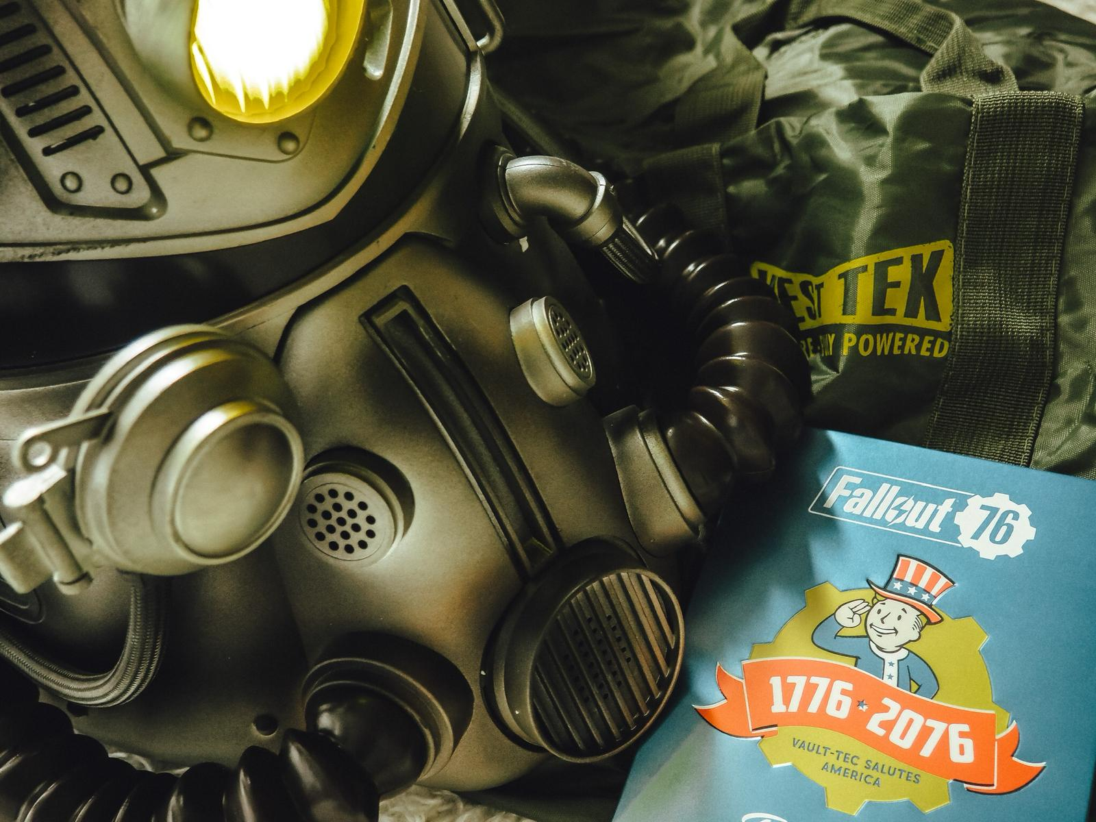 Fallout 76 Power Armor Edition Detailbild