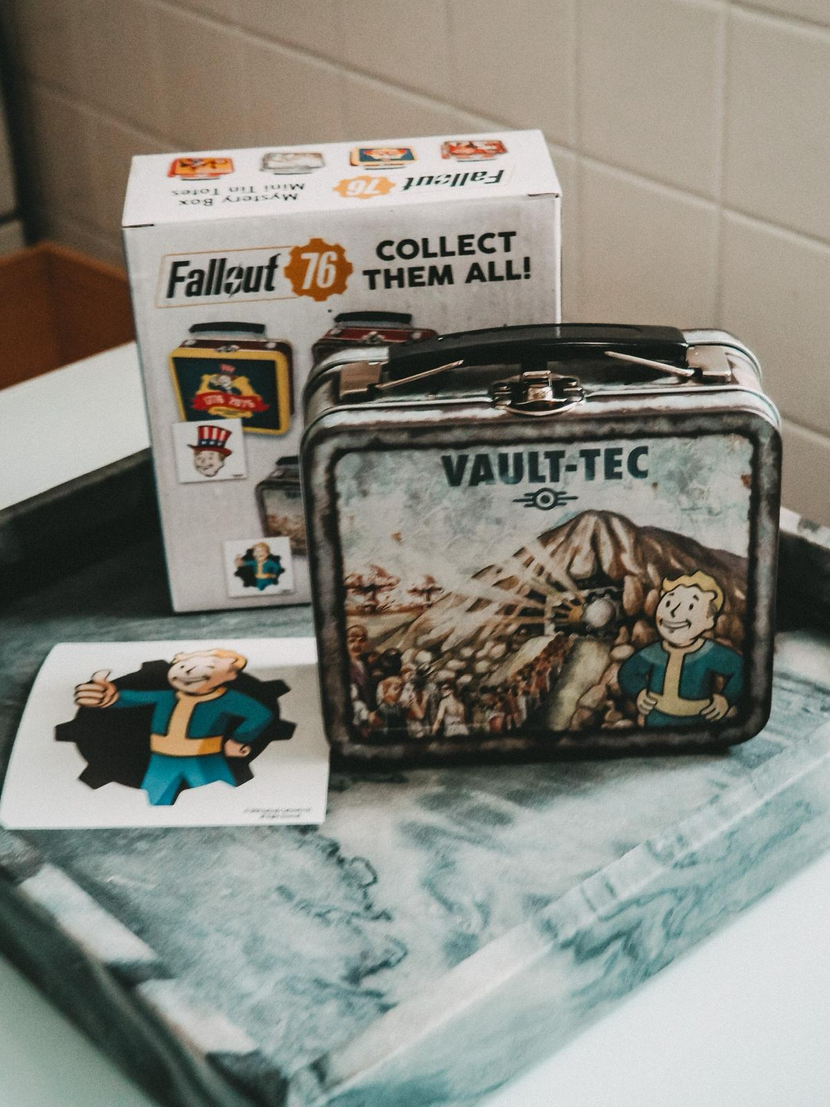 Mini Fallout-Box