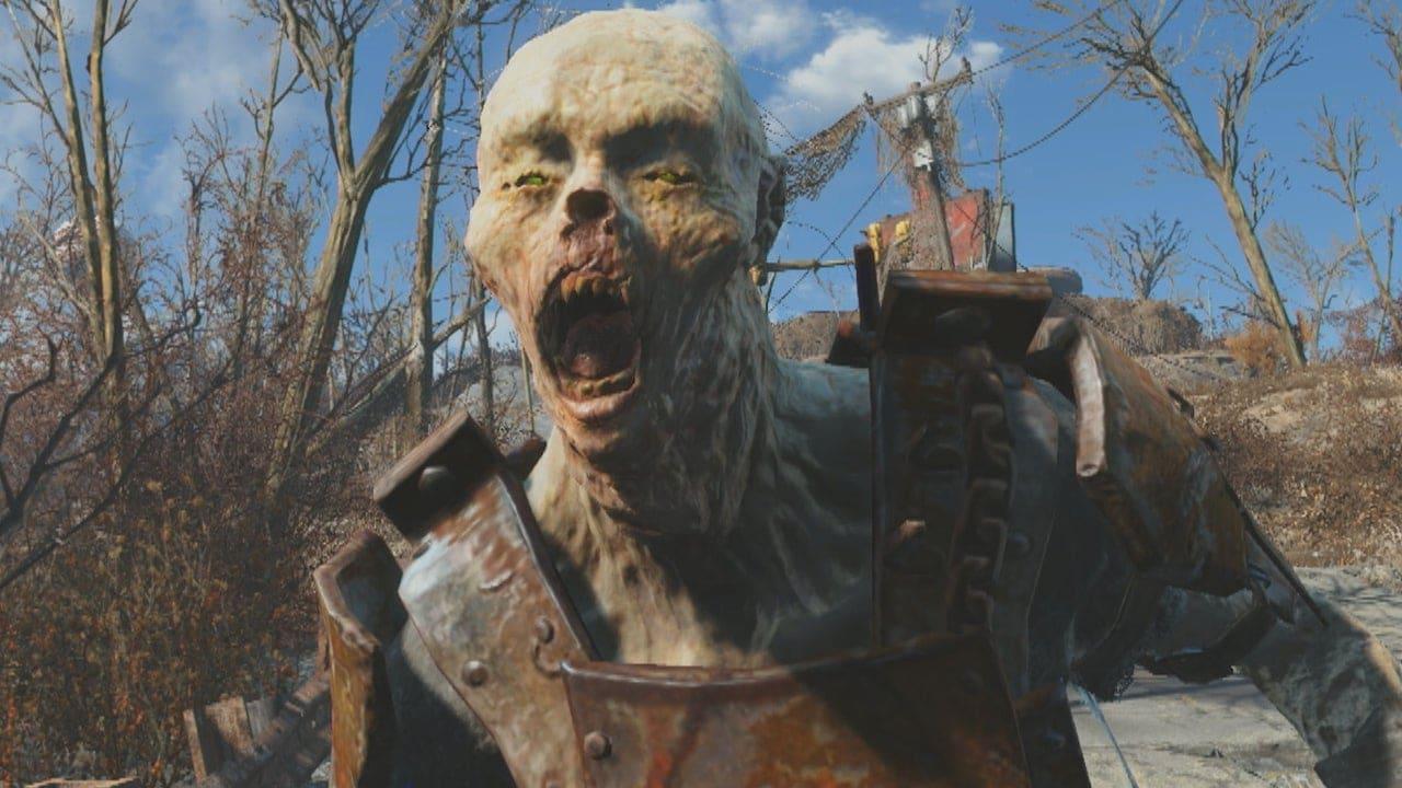 Fallout 76 Verbrannter