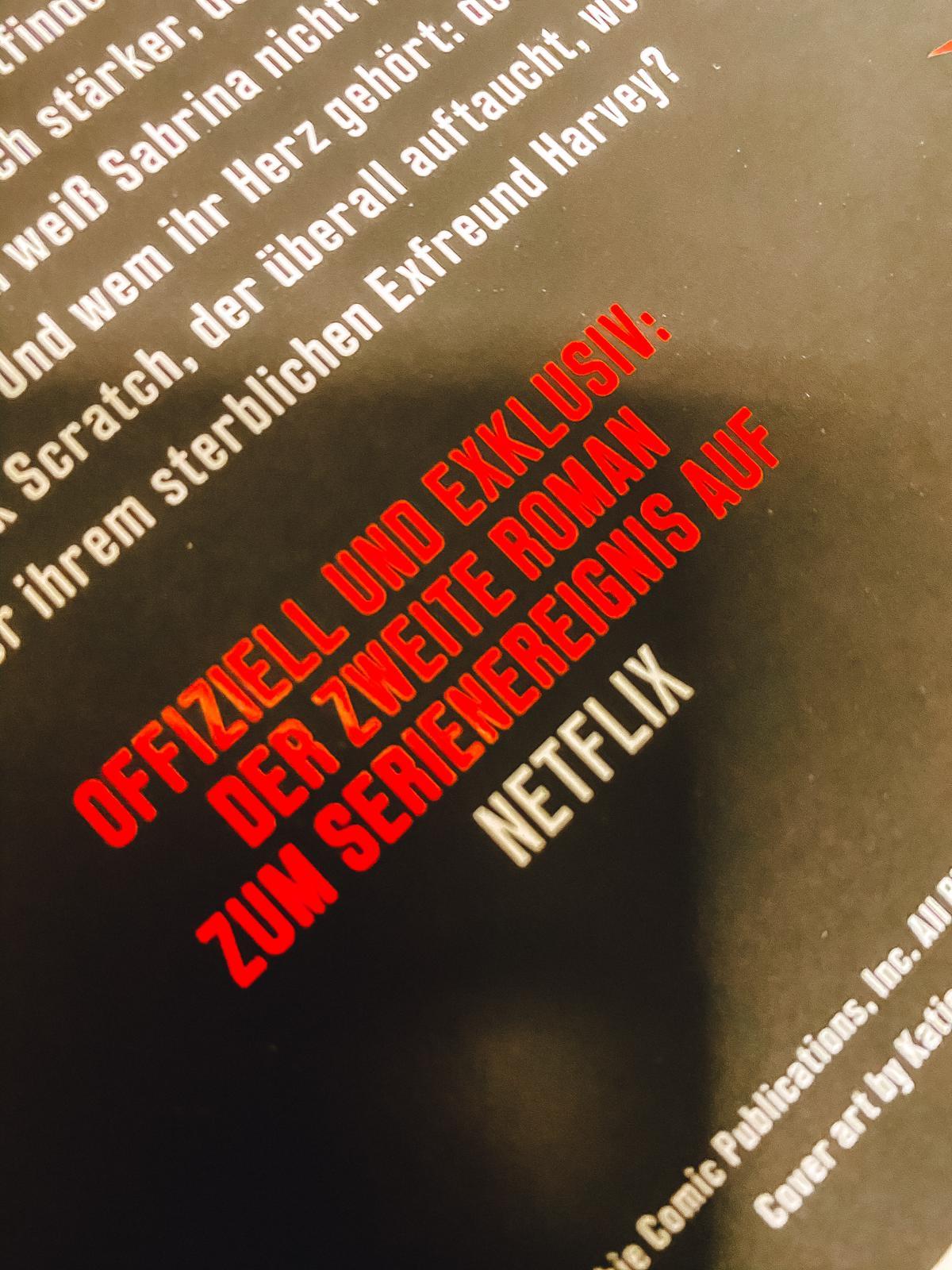 Die Netflix Adaption von er Hexe Sabrina ist sehr unterhaltsam