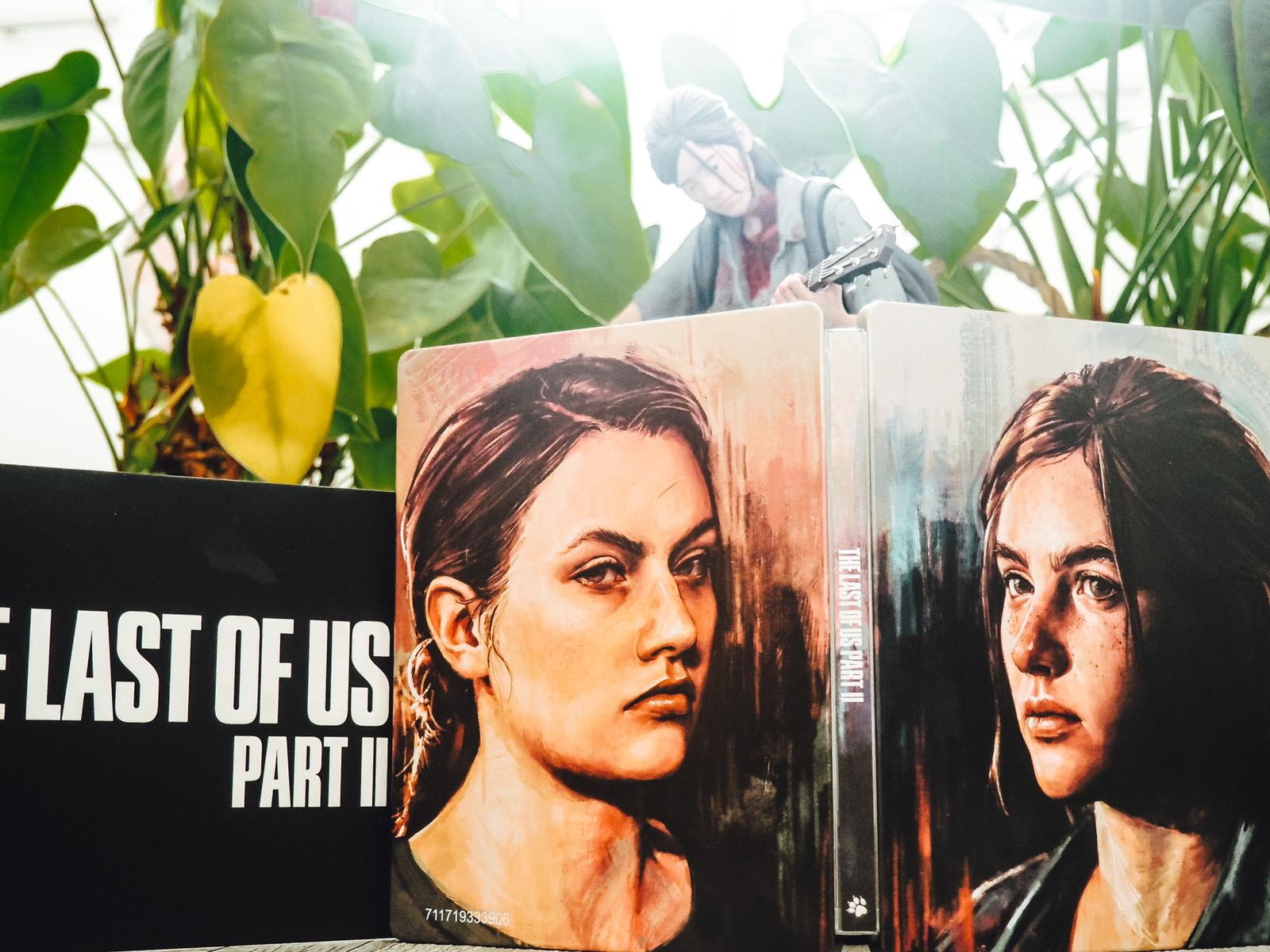 Ellie und Abby The Last of Us 2