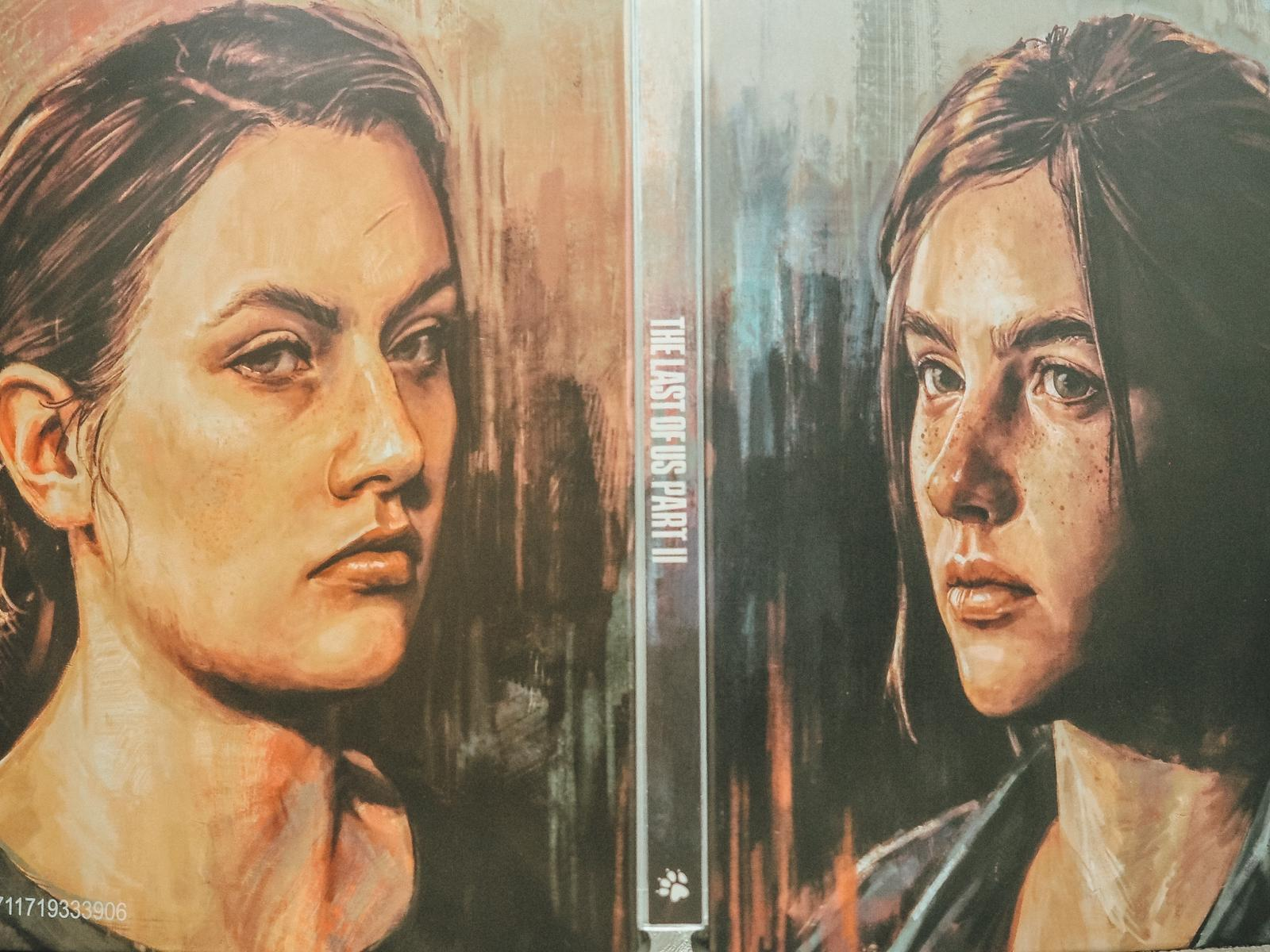 The Last of Us 2 Collectors Edition - Steelbook