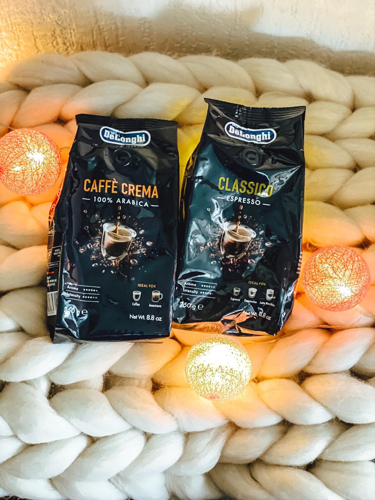 DeLonghi Kaffee