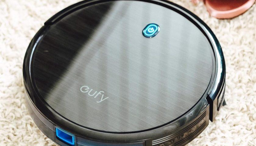 eufy RoboVac 11SSaugroboter erledigt blitzschnell und sorgfältig euren Haushalt