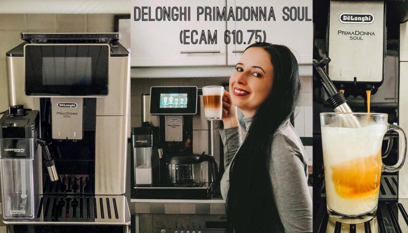 DeLonghi Primadonna Soul (ECAM 610.75)